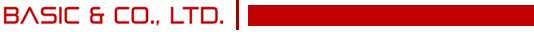 Basic Co., Ltd 合資会社ベイシック新着情報